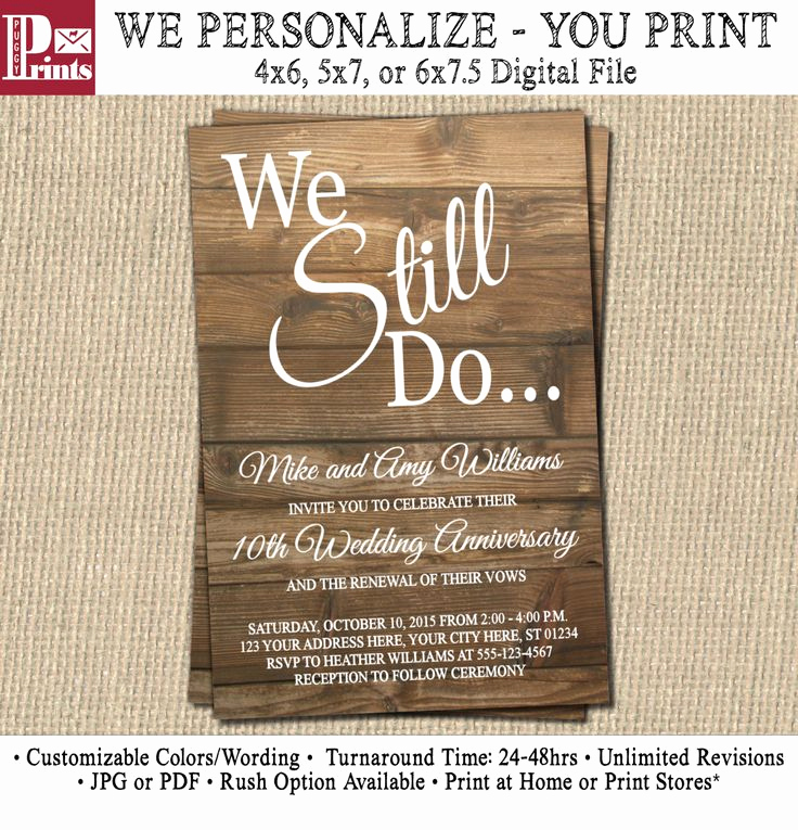 Vow Renewal Invitation Templates Free New Best 25 Vow Renewal Invitations Ideas On Pinterest