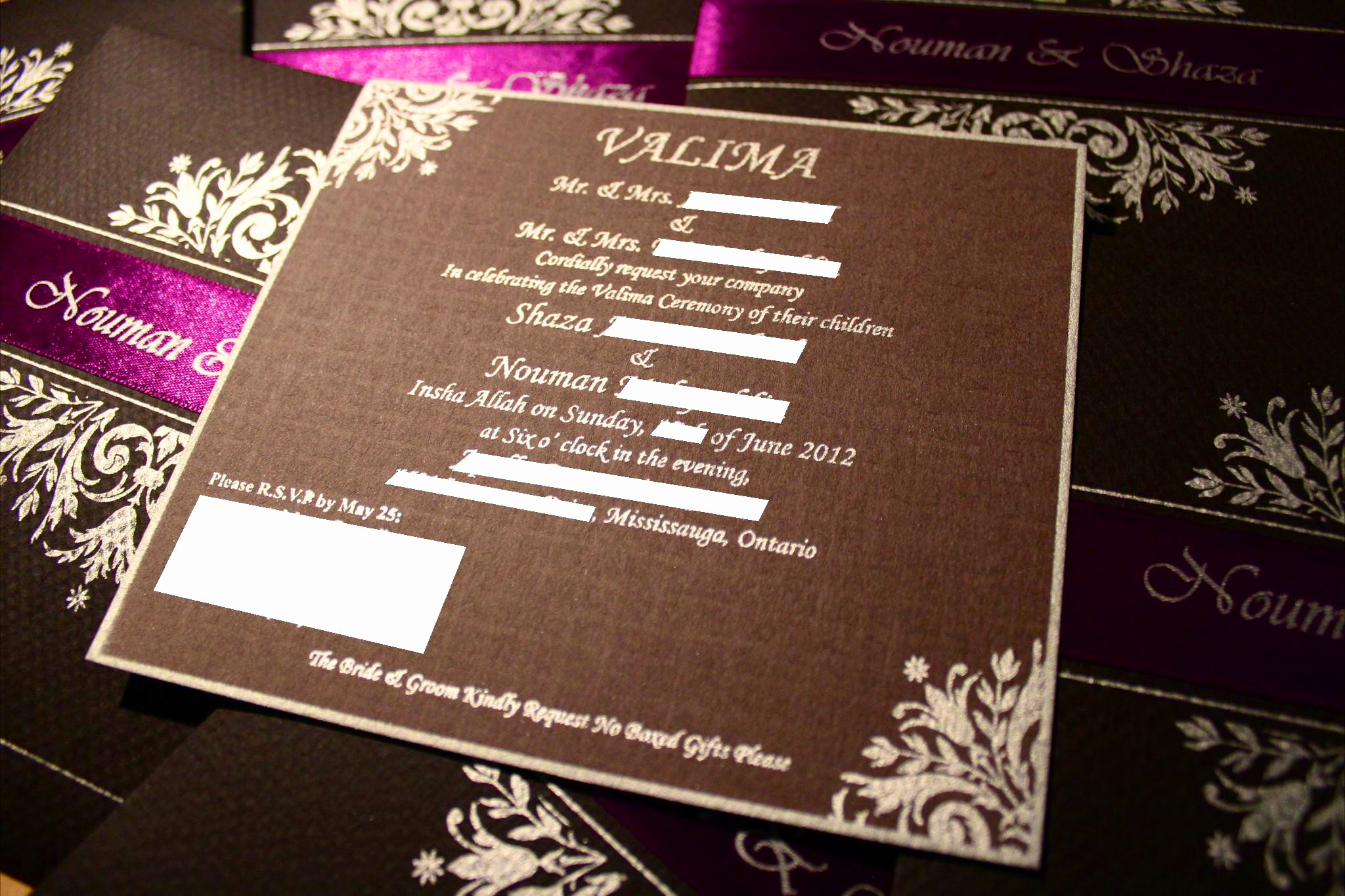 Walima Invitation Cards Wordings Best Of Wedding Invitation