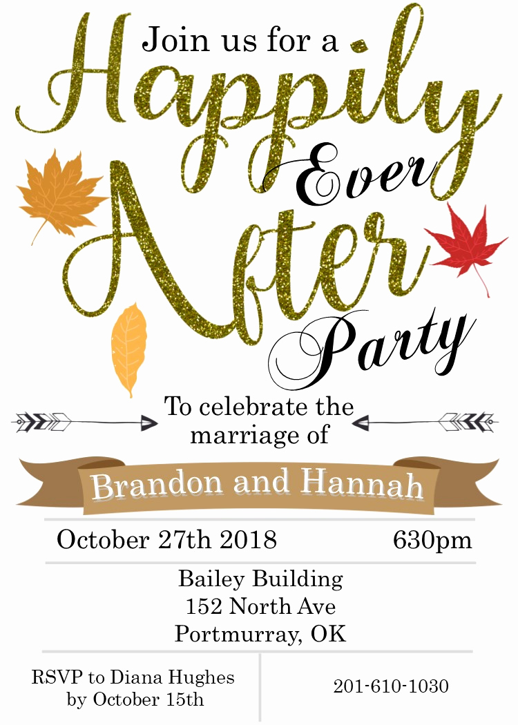 Wedding after Party Invitation Wording Luxury Elopement Party Invitations Reception Ly Invitations