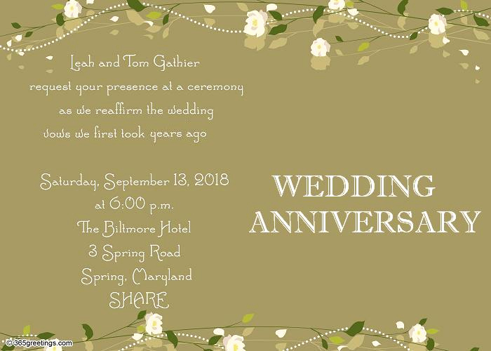 Wedding Anniversary Invitation Wording Lovely 25th Wedding Anniversary Wishes and Quotes Silver Marriage
