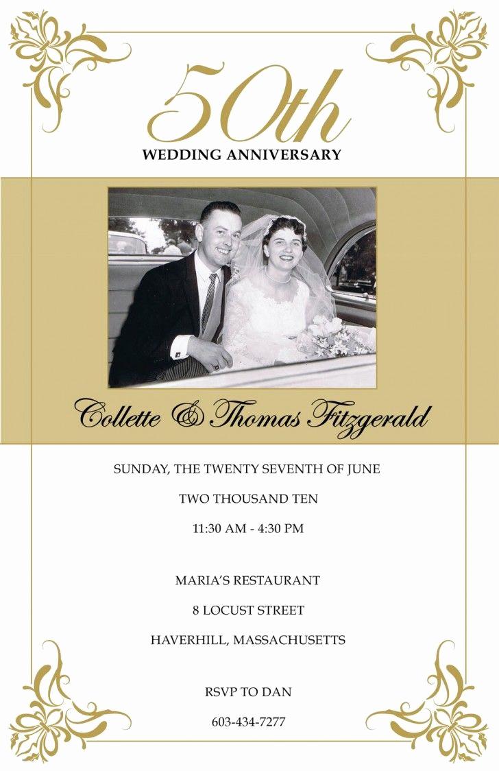 Wedding Anniversary Invitation Wording New 10 Best Anniversary Invitation Images On Pinterest