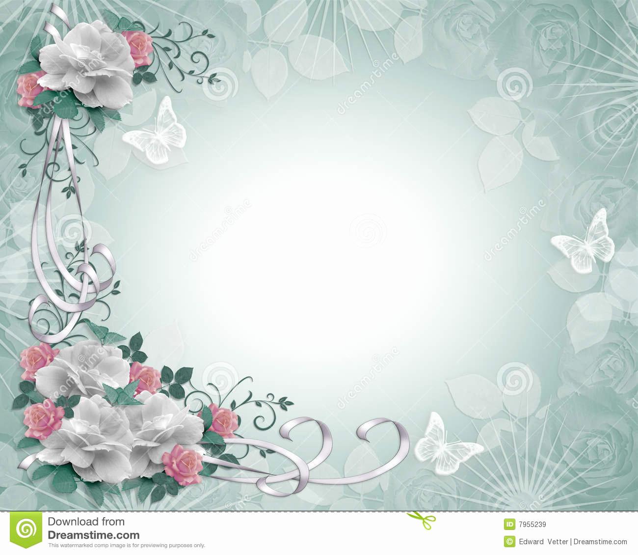 Wedding Invitation Background Designs Elegant Free Invitation Background Designs