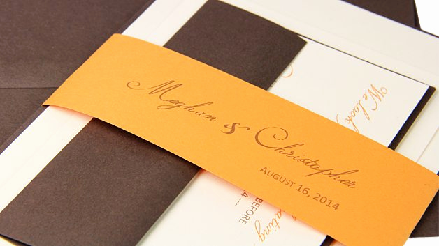 Wedding Invitation Belly Band Template Beautiful Team Wedding Blog Diy Wedding Invitation Template with