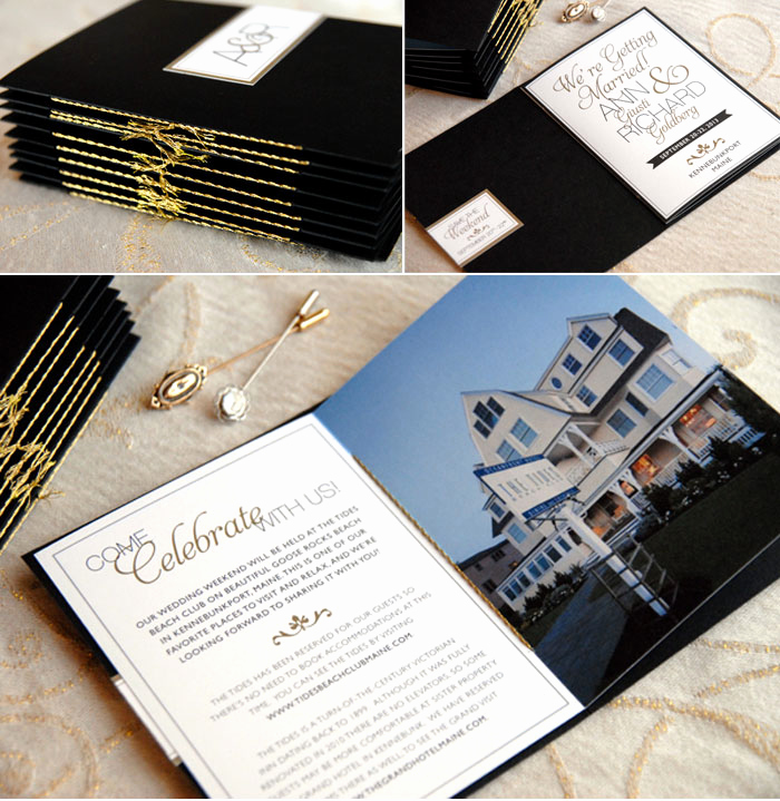 Wedding Invitation Booklet Style Inspirational Wedding Invitation Booklet Style