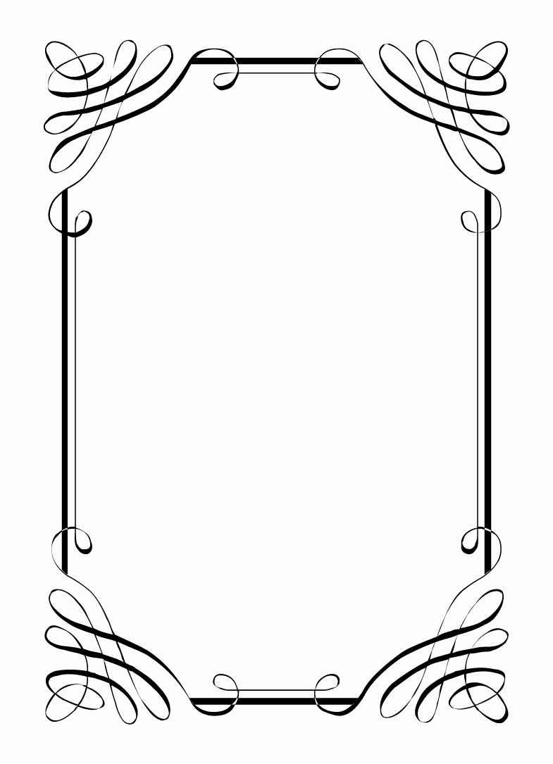 Wedding Invitation Border Design Best Of Free Wedding Card White Designs Clipart Download Free