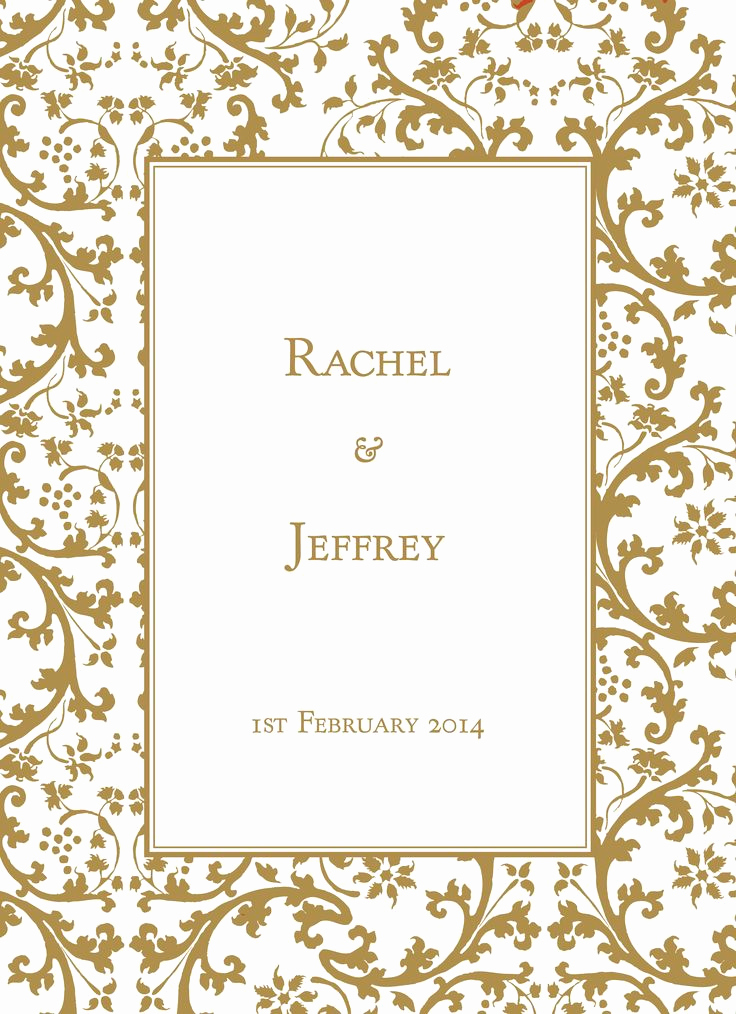 Wedding Invitation Border Designs Awesome Wedding Invitations Borders Gold Dreamday Invitations Gold