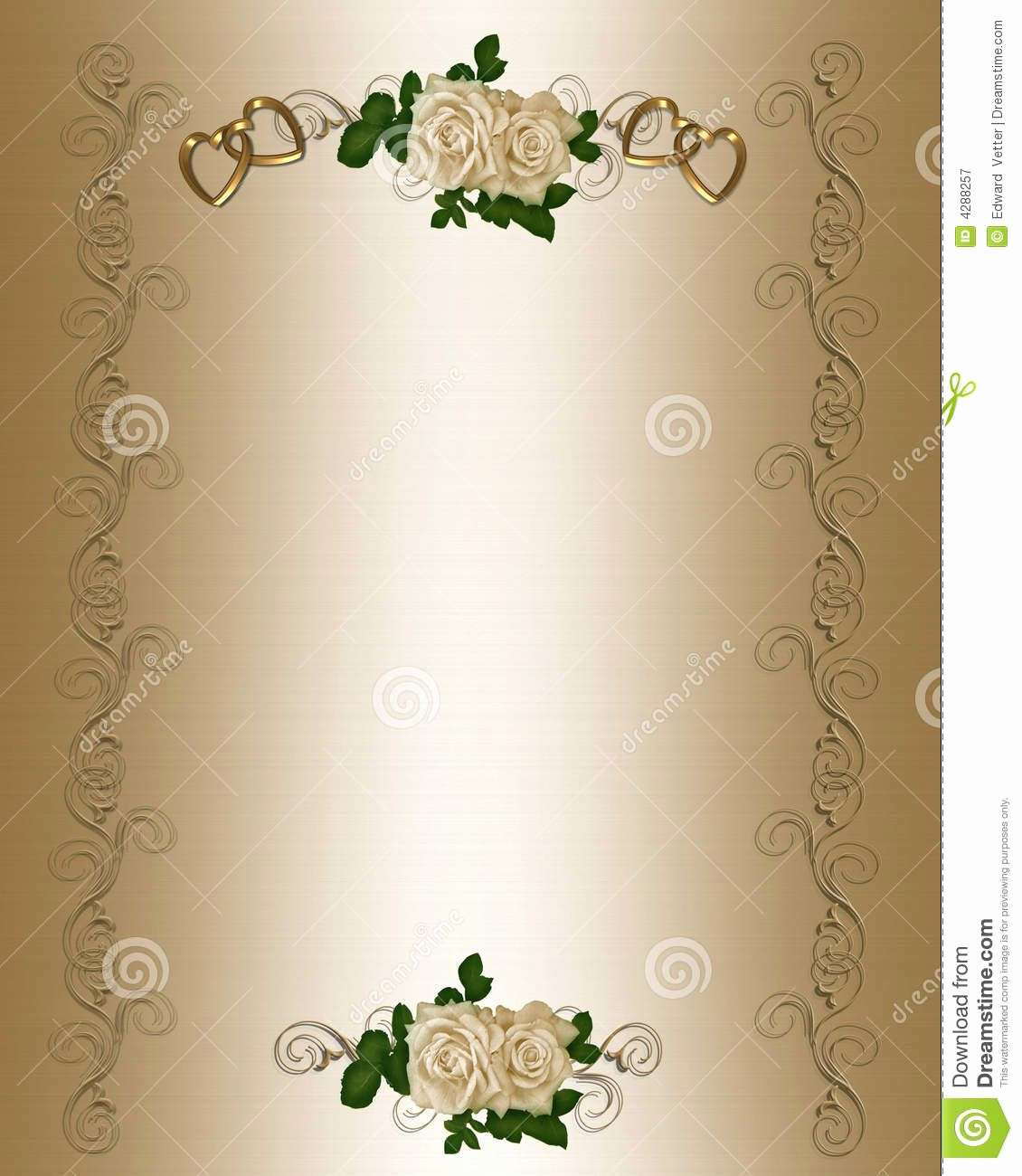 Wedding Invitation Border Designs Inspirational Wedding Templates Free Google Search