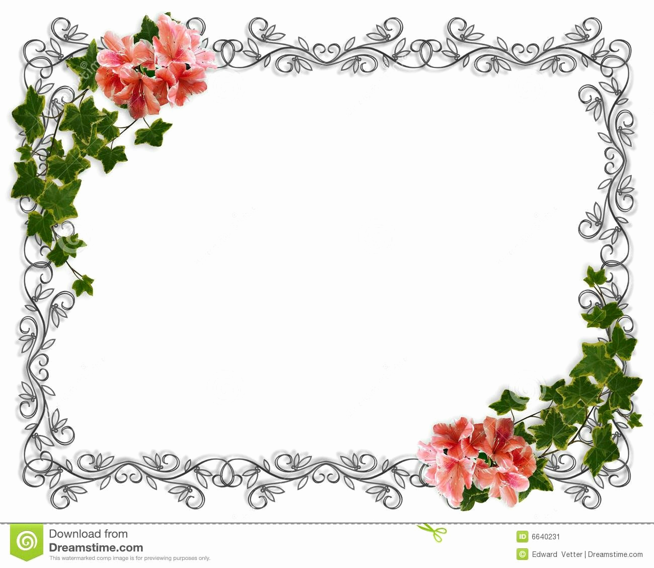 Wedding Invitation Borders Design Best Of Pin by Fadiyah Muhammad On Clips and Frames