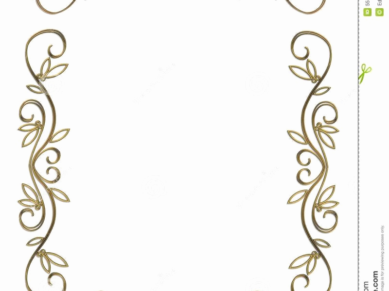 Wedding Invitation Borders Design Unique Wedding Invitation Card Border Designs Cobypic