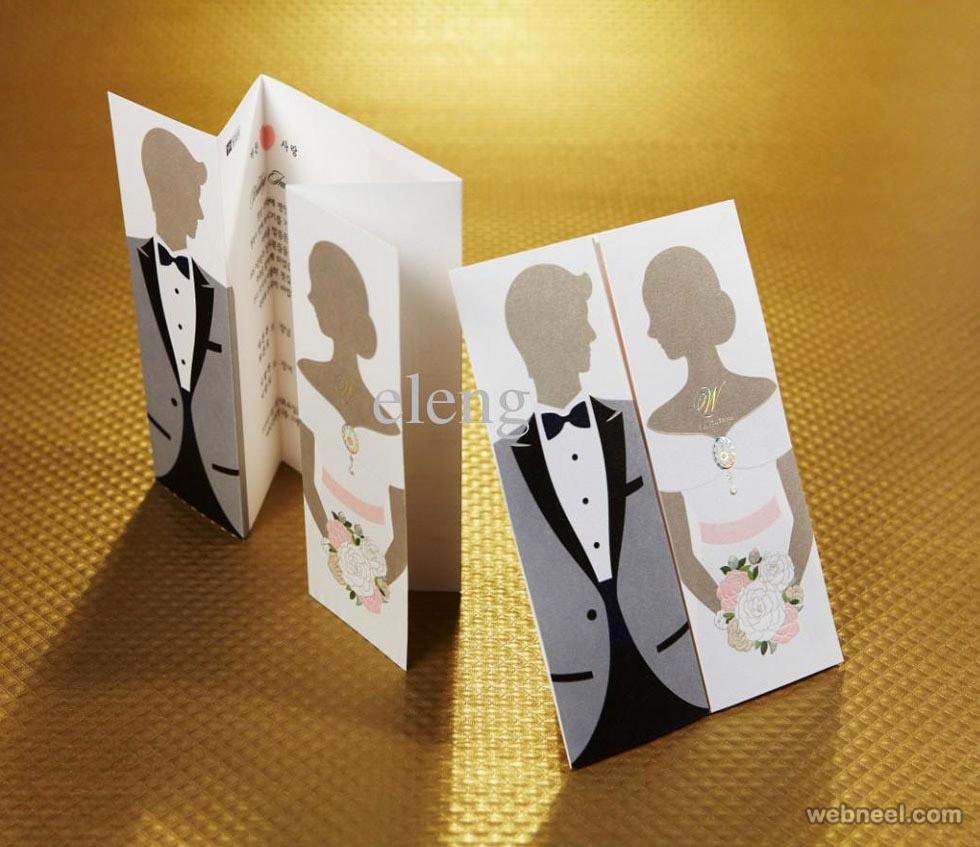 Wedding Invitation Card Ideas Best Of 35 Creative and Unusual Wedding Invitation Card Design Ideas