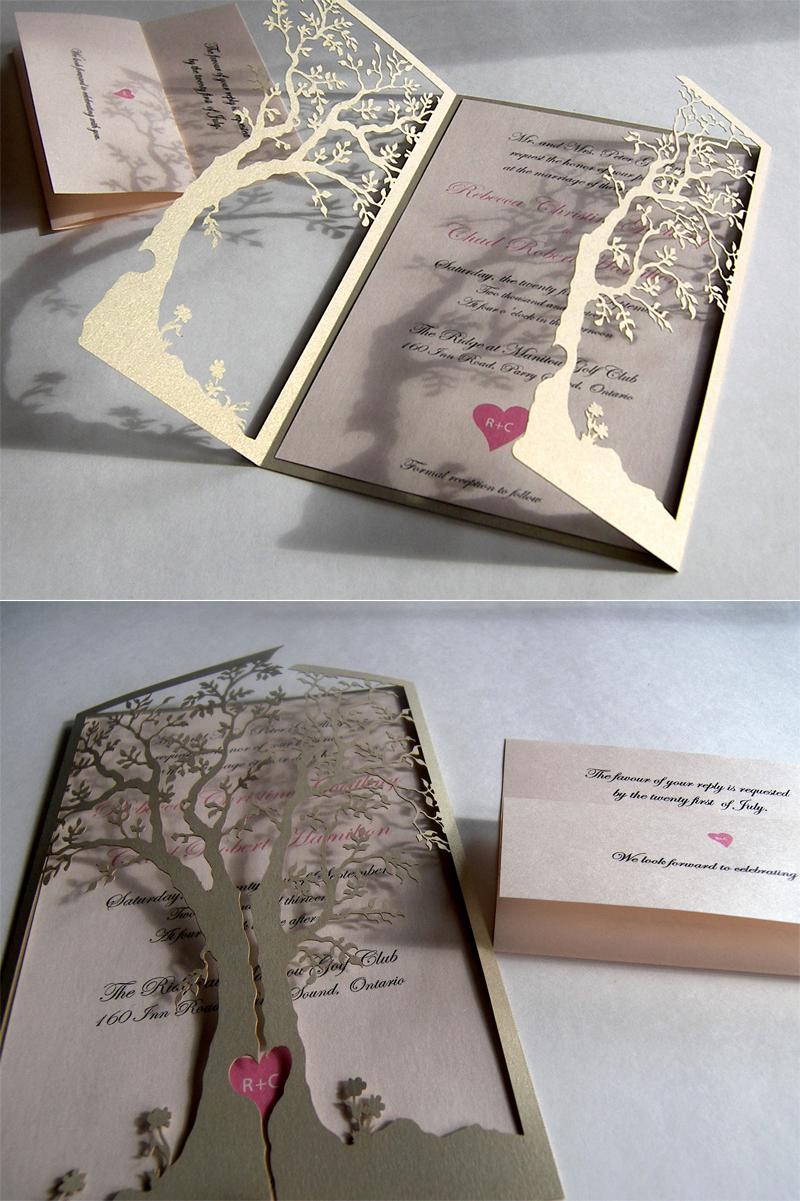 Wedding Invitation Card Ideas Inspirational Elegant Wedding Invitations with Unique and Cute Model