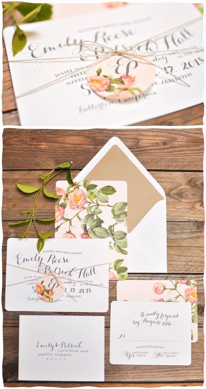 Wedding Invitation Card Ideas Unique 25 Best Ideas About Invitation Cards On Pinterest