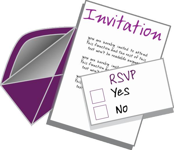 Wedding Invitation Clip Arts Elegant Invitation Clip Art at Clker Vector Clip Art Online