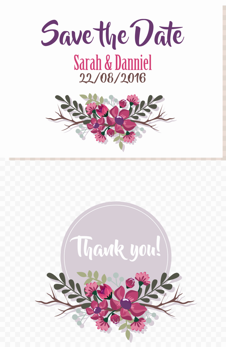 Wedding Invitation Clip Arts New Wedding Invitation Save the Date Clip Art Vector Purple