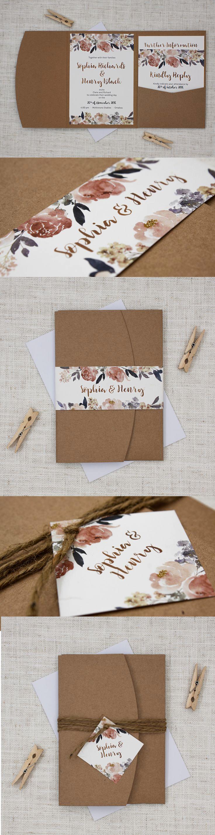 Wedding Invitation Design Ideas Elegant Best 25 Wedding Invitations Ideas On Pinterest