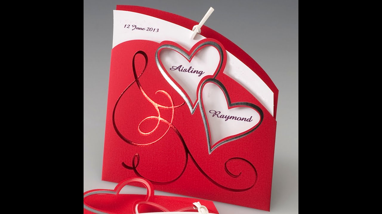 Wedding Invitation Design Ideas Fresh More Than 150 Wedding Cards Designs Ideas