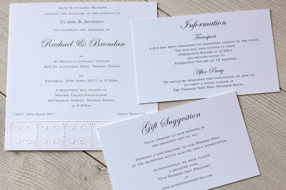 Wedding Invitation Details Card Lovely Wedding Invitations Information Cards Papers Of