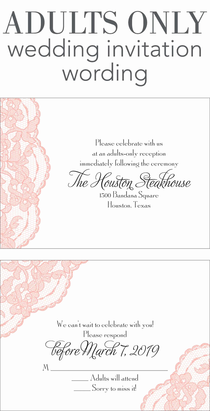 Wedding Invitation Details Card Wording Awesome Best 25 Invitation Wording Ideas On Pinterest