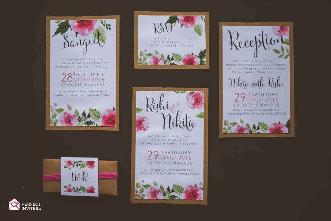 Wedding Invitation Details Card Wording Elegant Indian Wedding Invitation Wording In English What to Say
