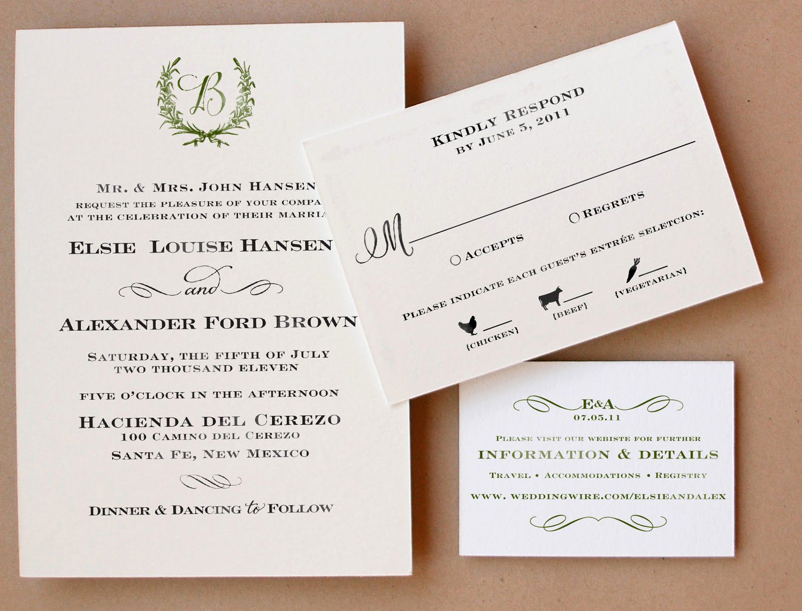 Wedding Invitation Details Card Wording Fresh event Invitation Wedding Invitations Reply Cards Card