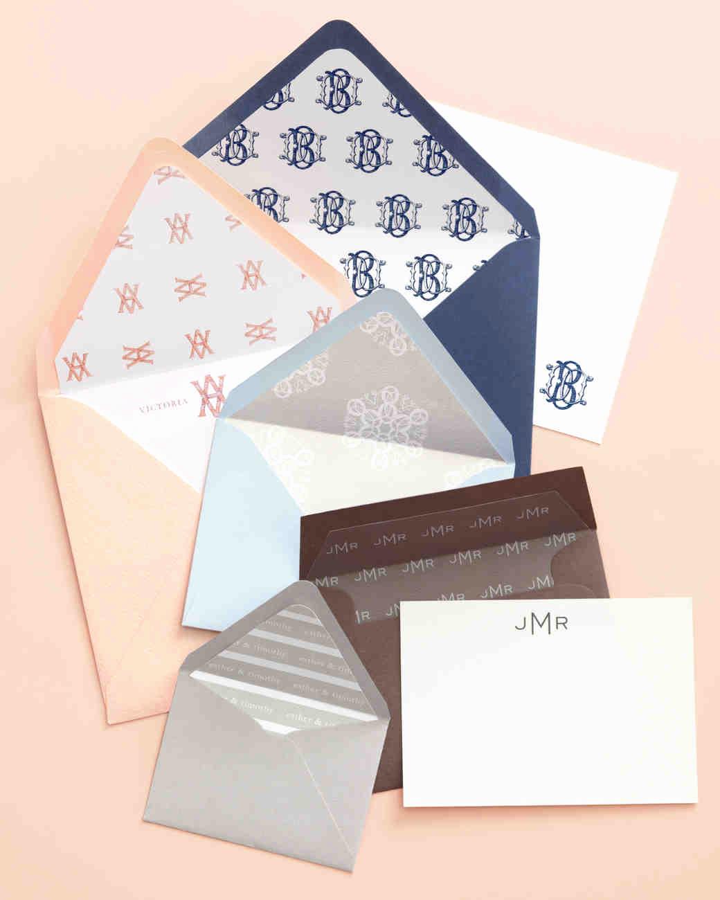 Wedding Invitation Envelope Template Fresh Wedding Invitation Envelope Liner How to