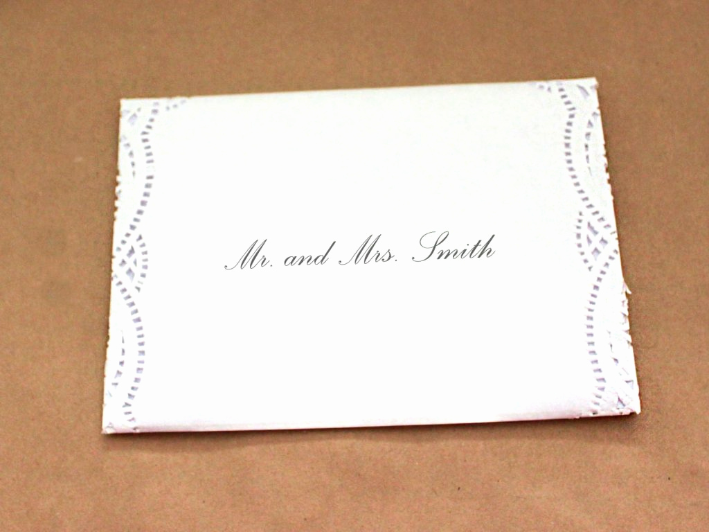 Wedding Invitation Envelope Template New How to Write Wedding Invitation Card Envelope Cobypic