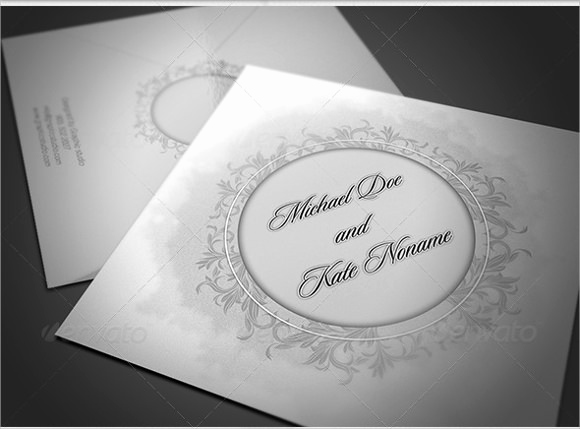 Wedding Invitation Envelope Templates Awesome 20 Sample Wedding Card Envelopes Psd Eps Ai