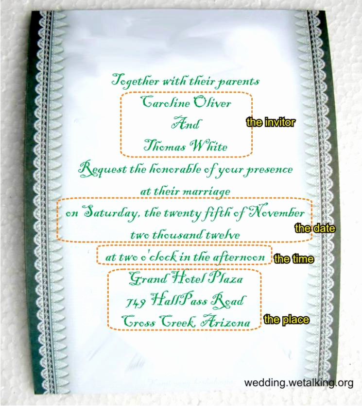 Wedding Invitation for Friends Fresh Funny Wedding Invitation Wording From Bride and Groom