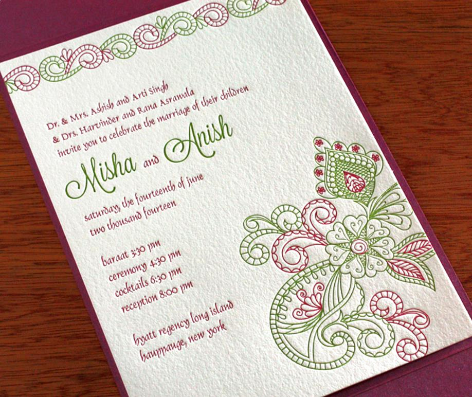 Wedding Invitation for Friends Inspirational south Indian Wedding Invitation Wordings for Friends