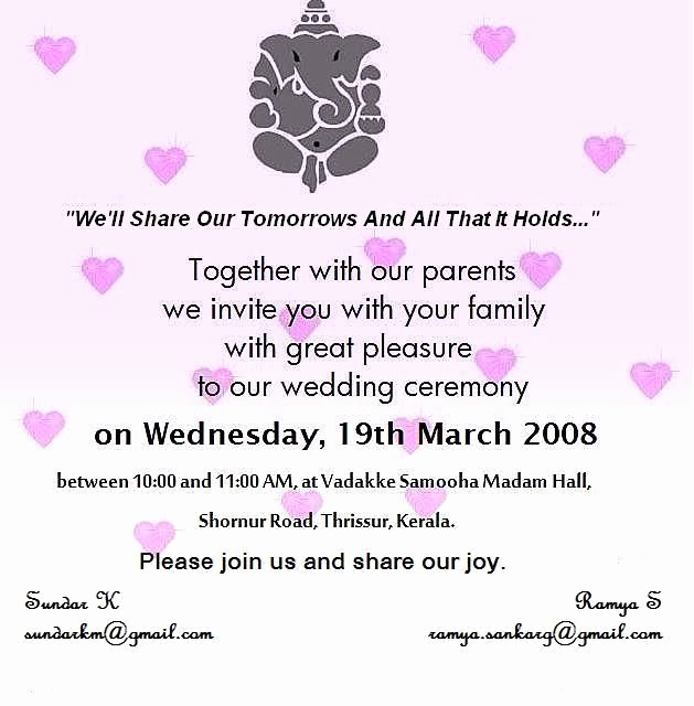 Wedding Invitation for Friends Inspirational Wording On Wedding Invites