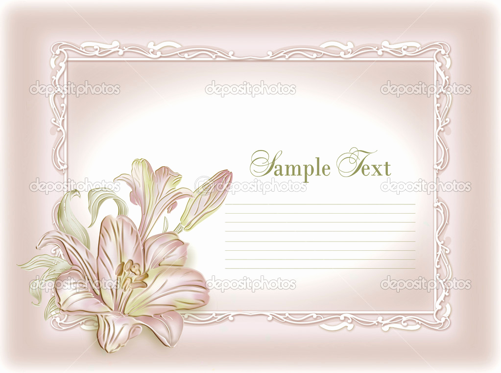 Wedding Invitation Frame Ideas Beautiful Frame Wedding Invitations
