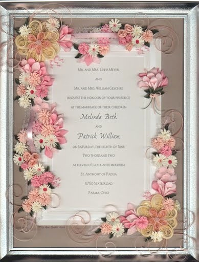 Wedding Invitation Frame Ideas Inspirational Best 25 Framed Wedding Invitations Ideas On Pinterest