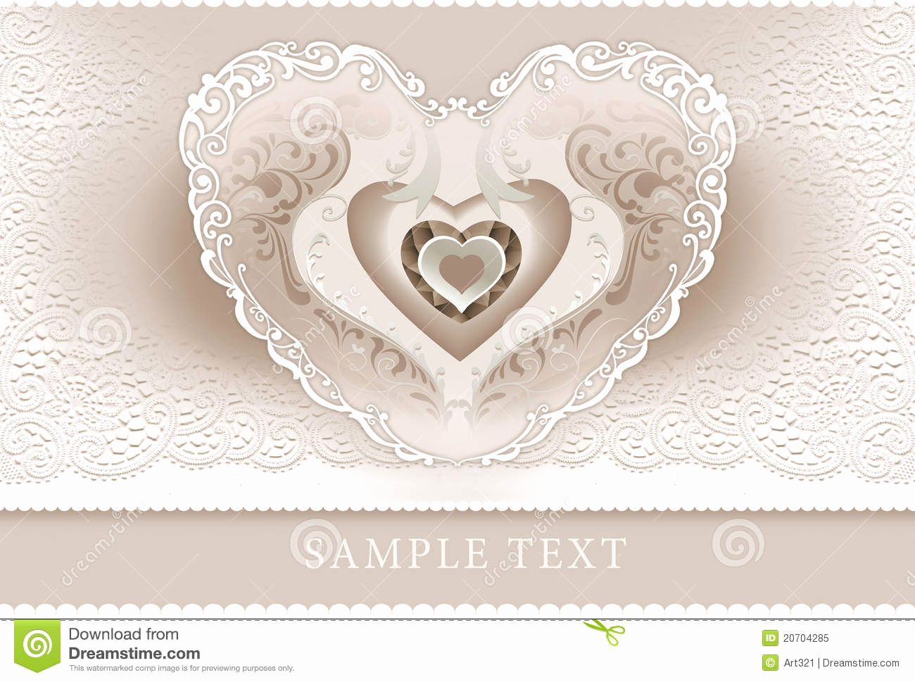 Wedding Invitation Frame Ideas Lovely Wedding Invitation Frame Heart Royalty Free Stock