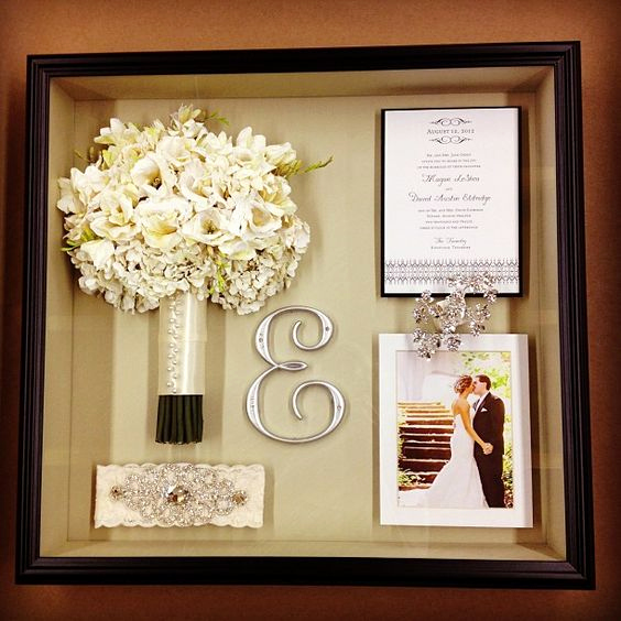 Wedding Invitation Framing Ideas Lovely Fab Find Wedding Shadow Boxes