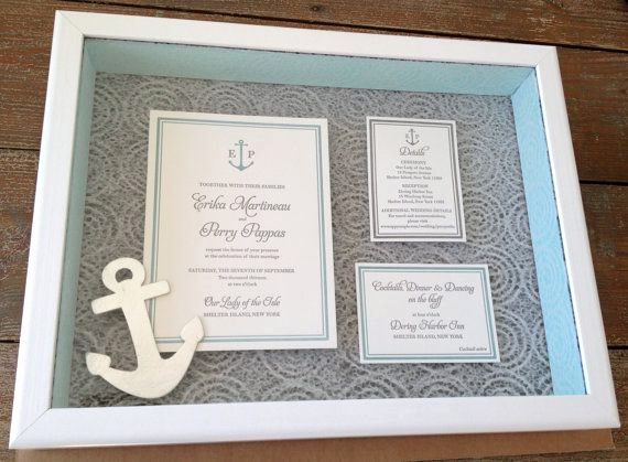 Wedding Invitation Framing Ideas New 15 Best Wedding Invitations Framed Keepsake Images On