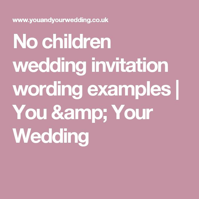 Wedding Invitation From Child Wording Best Of Best 25 Wedding Invitation Wording Examples Ideas On