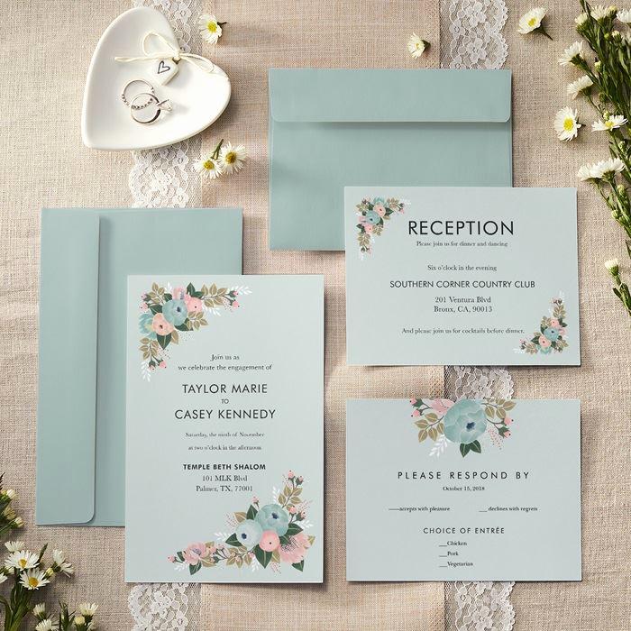 Wedding Invitation Graphic Design Best Of Custom Wedding Invitations & Announcements