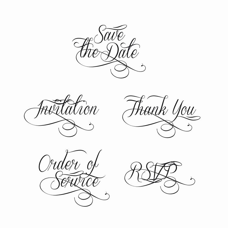 Wedding Invitation Graphic Design Luxury Save the Date Wedding Wording Wedding Script Clip Art for