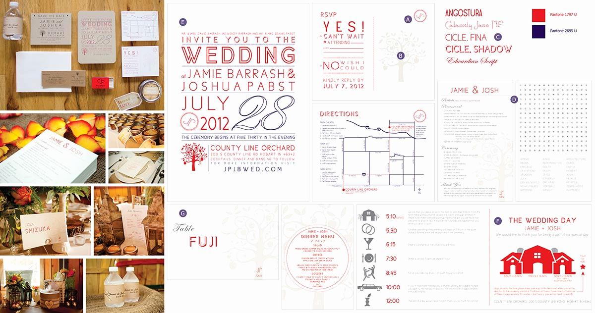 Wedding Invitation Graphic Design Luxury Wedding Invitation County Line orchard
