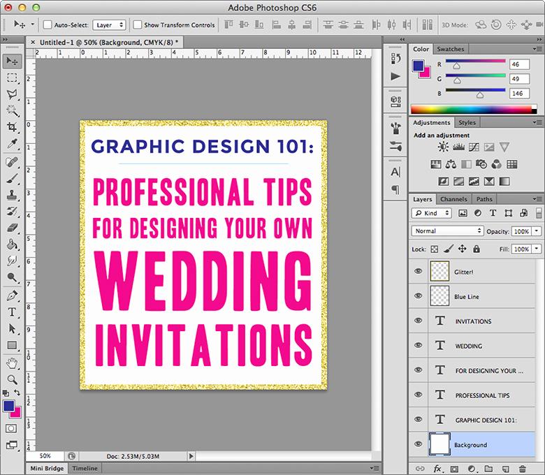 Wedding Invitation Graphic Design New Wedding Invitation Graphic Design Everything You Need to