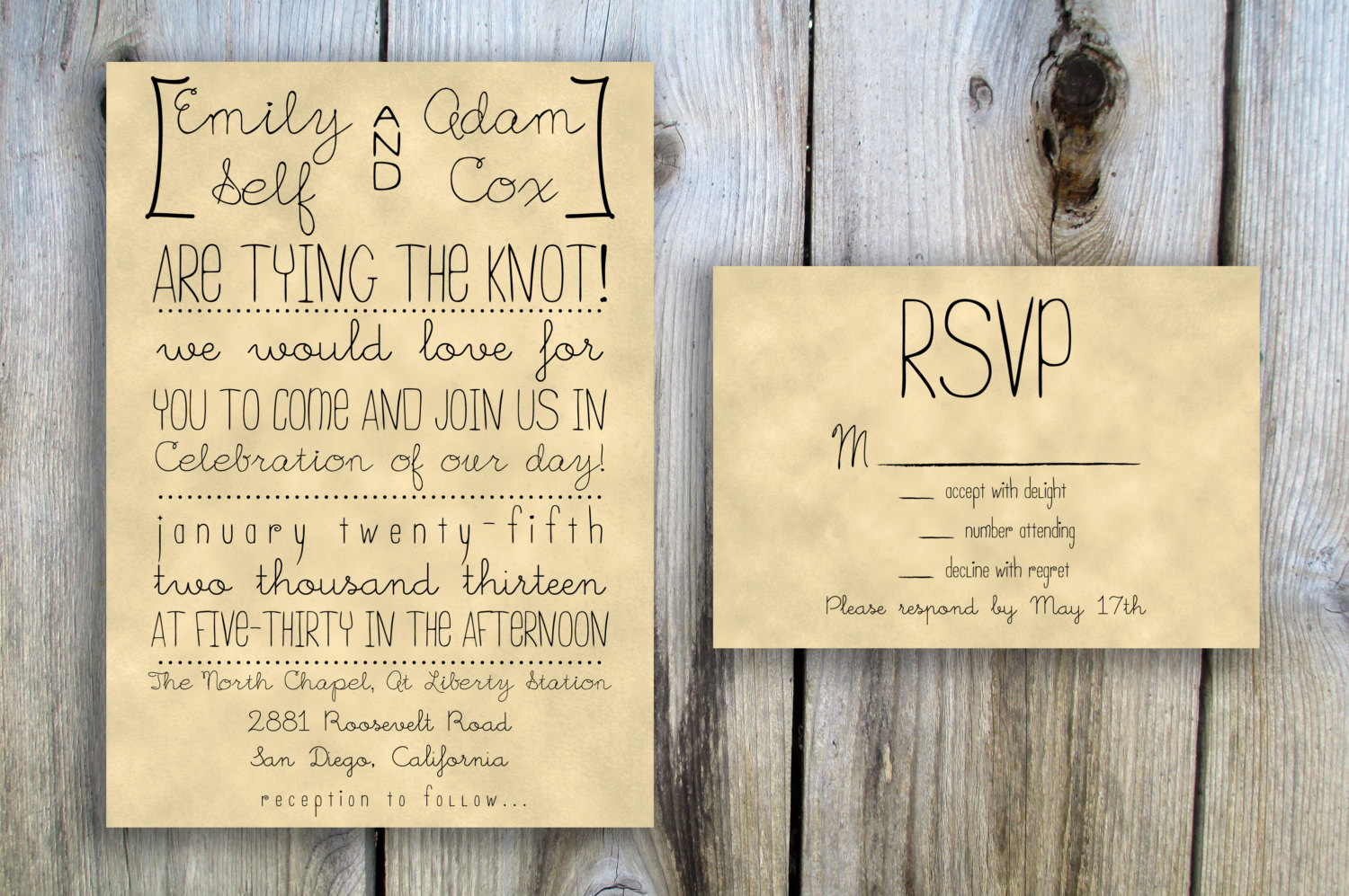 Wedding Invitation Ideas Diy Luxury 30 Unique Vintage Wedding Invitations