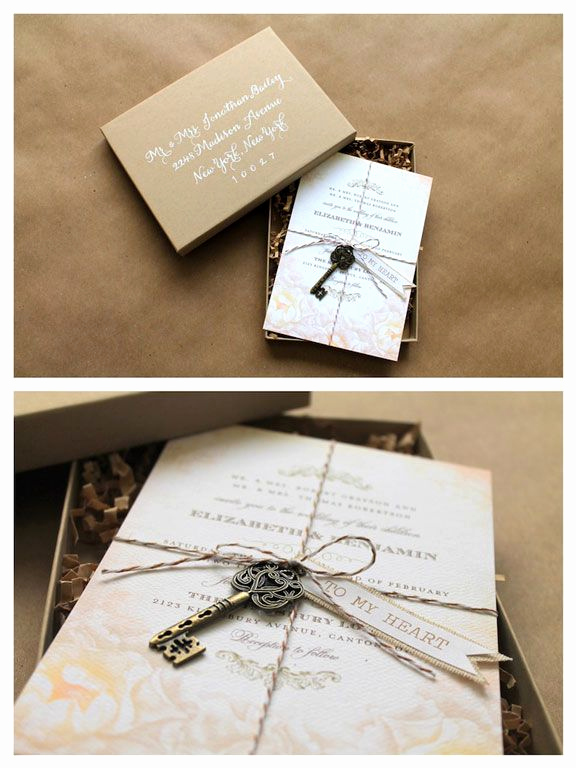 diy wedding invitations ideas