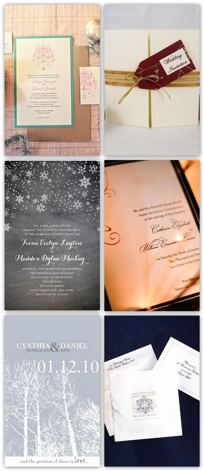 Wedding Invitation Ideas Pinterest Awesome 1000 Ideas About Christmas Wedding Invitations On