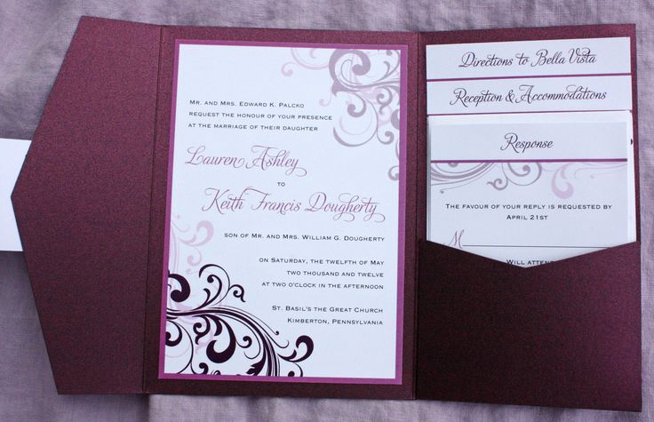 Wedding Invitation Ideas Pinterest Elegant Handmade Wedding Invitations Ideas