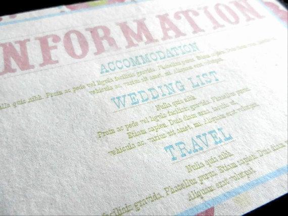 Wedding Invitation Information Card Fresh Information Card Inserts for Wedding Invitations 20
