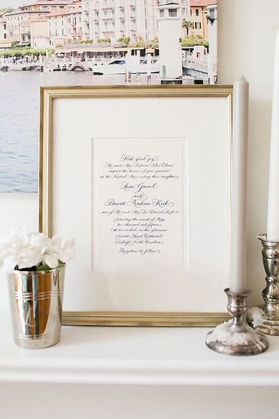 Wedding Invitation Keepsake Frame Elegant Best 25 Wedding Invitation Keepsake Ideas On Pinterest
