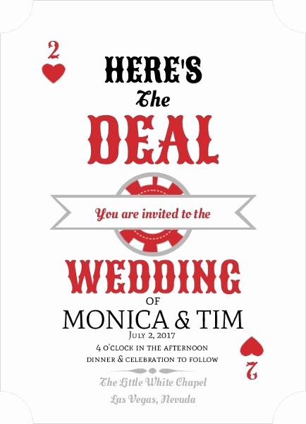 Wedding Invitation Las Vegas Elegant Las Vegas Wedding Invitations Invitation Wording Ideas