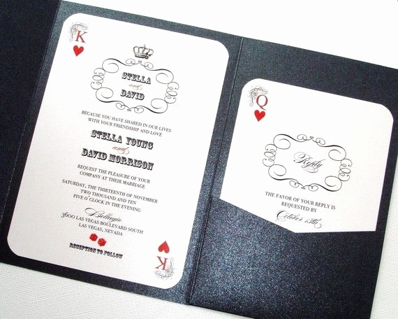 Wedding Invitation Las Vegas Inspirational 25 Best Ideas About Vegas Wedding Invitations On