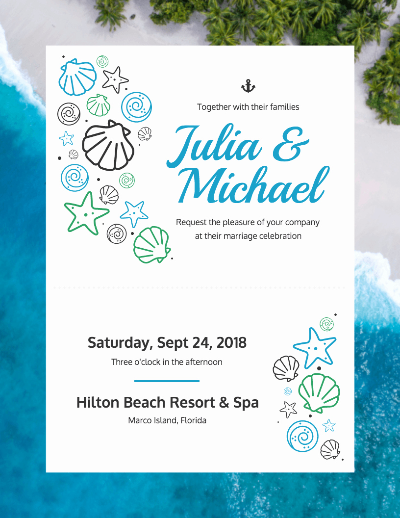 Wedding Invitation List Templates Fresh 19 Diy Bridal Shower and Wedding Invitation Templates