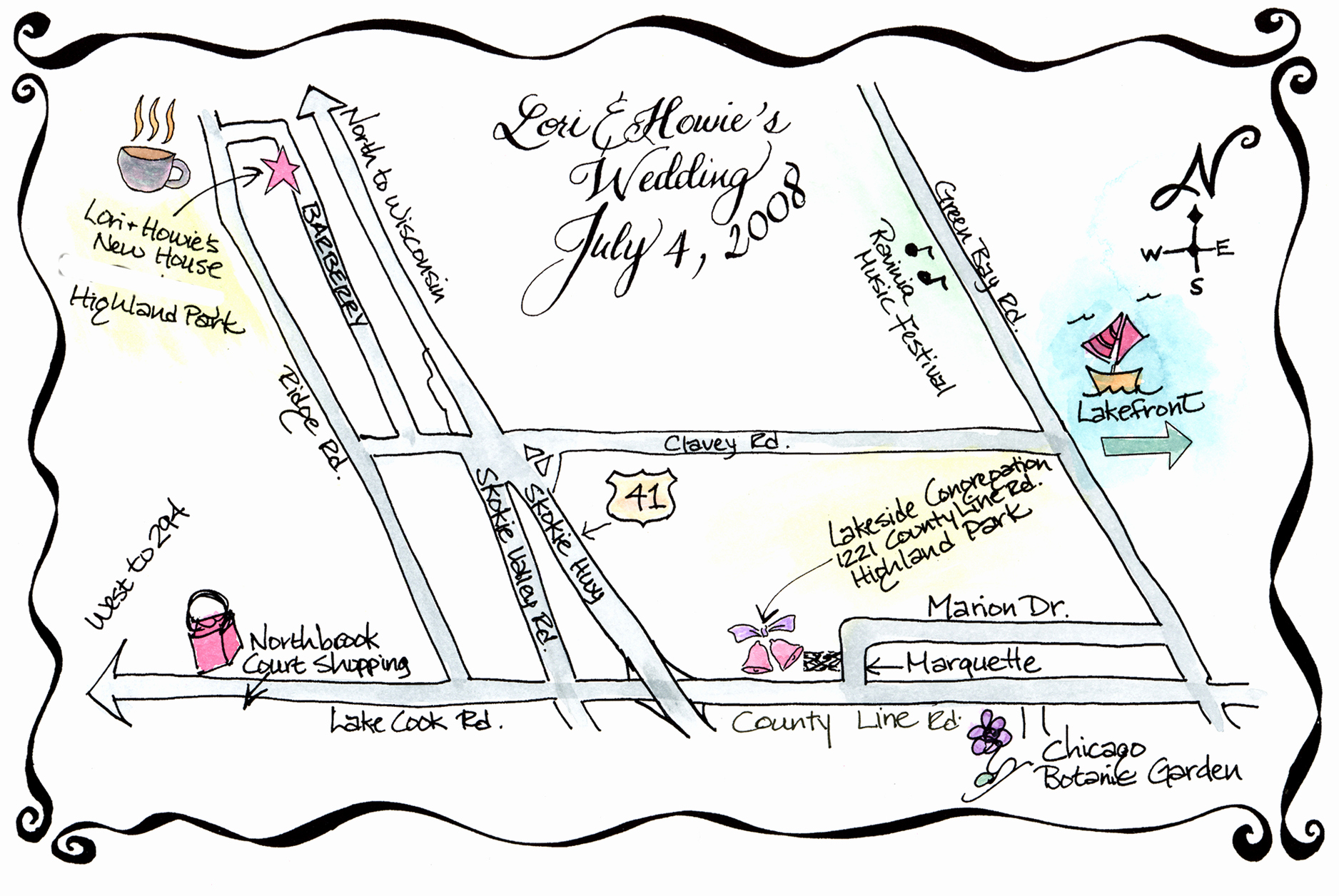 Wedding Invitation Map Creator Awesome Ido4less S Blog